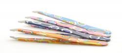 Ниппес пинцет разноцветный, арт. 327Е - Уход за руками