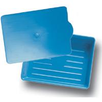Ворвик лоток прямоугольный с крышкой 18х13х5см (it1813) - Полимерные и резиновые изделия